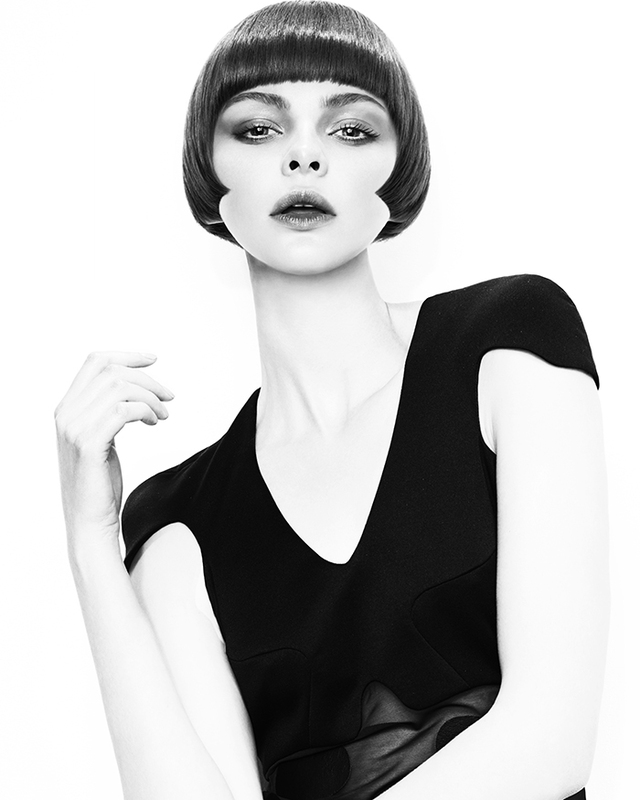 HAIR/ BEN RUSSELL, RUSH HAIR PHOTOGRAPHY/ JOHN RAWSON STYLING/ BERNARD CONNOLLY MAKE-UP/ KRISTINA VIDIC