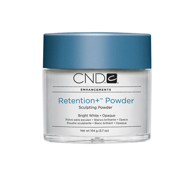 Retention+ Sculpting Powder Bright White - Opaque