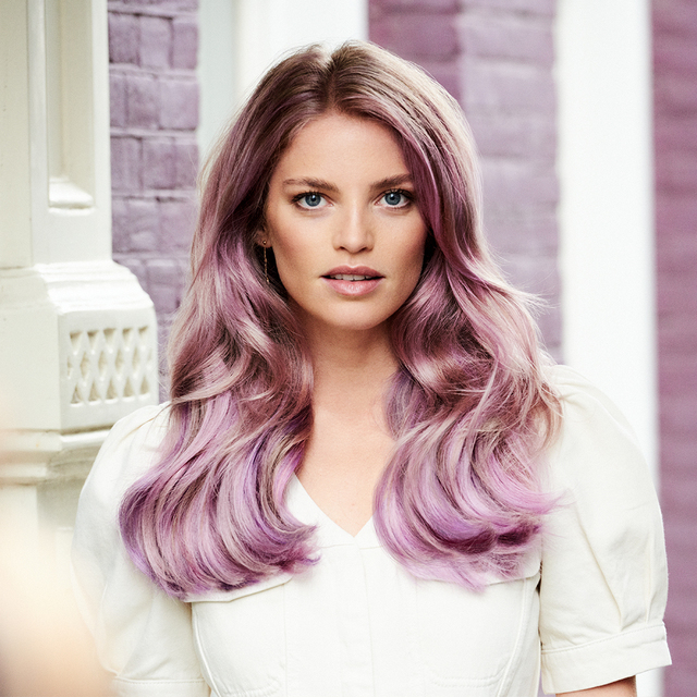 Re sized 1a31a8526fc9778d9b55 re sized 43067e96e57f6330013c keune color chameleon lilac balayage keyvisual 1080x1080 1