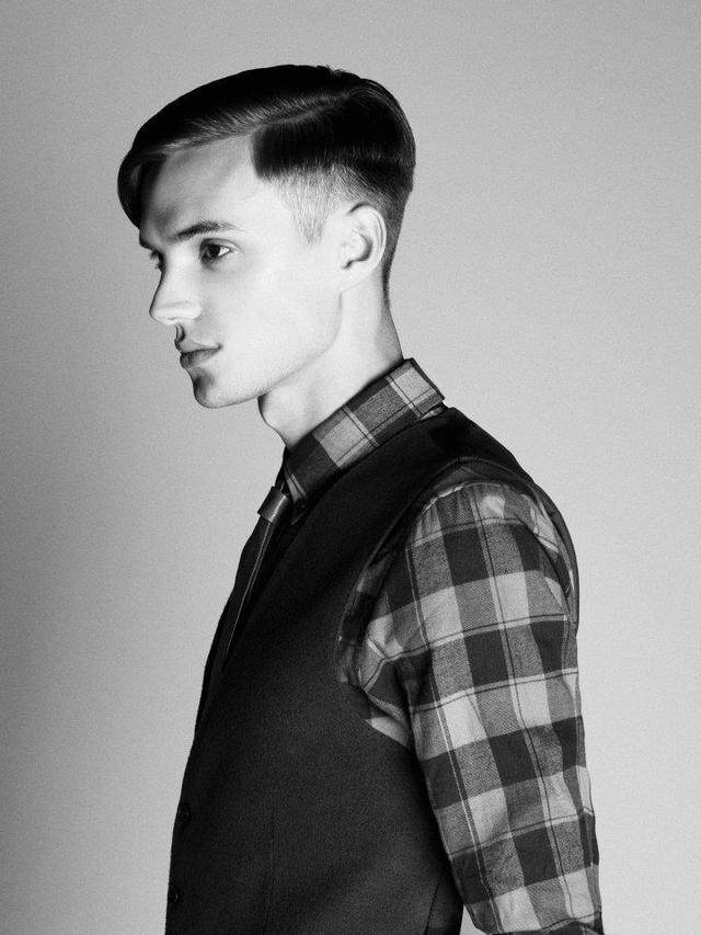 Modified collection :: Kevin De Bilde for Hair by Van Loenhout