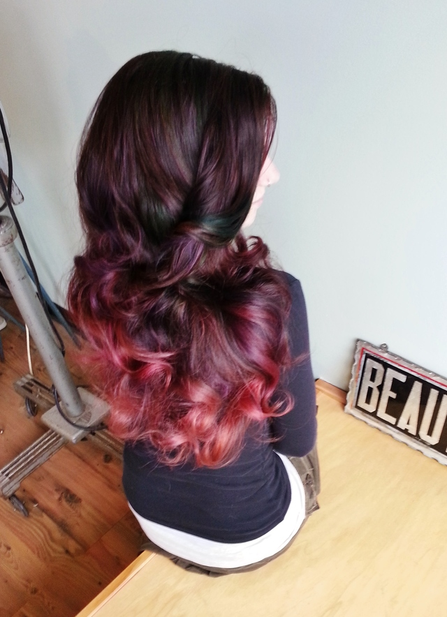 Whitney's Ombre