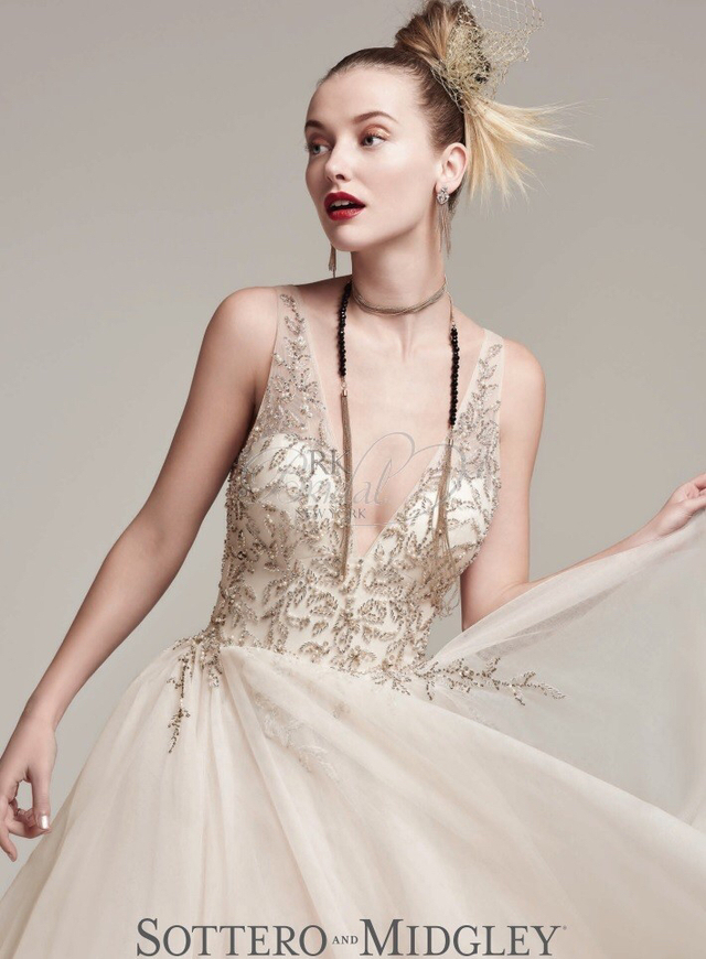 Sottero and Midgley fall 2016 ad campaign