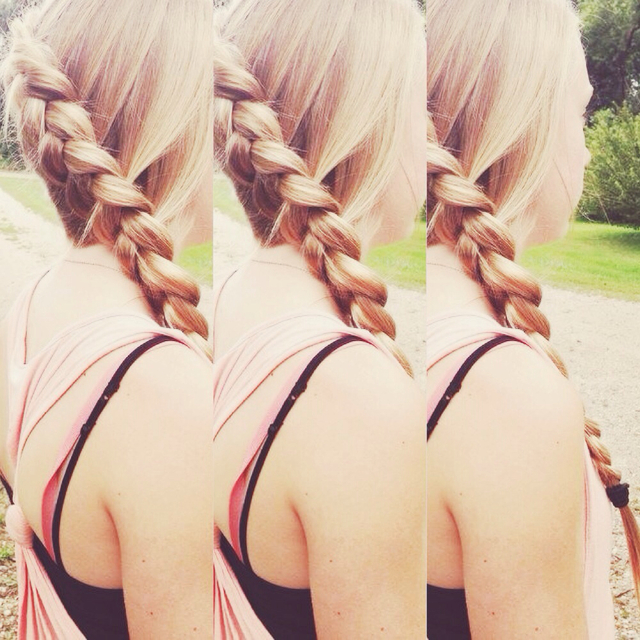 Dutch Plait