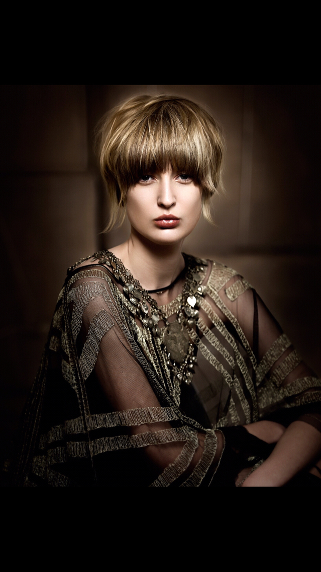 Muse by Stafford hair
