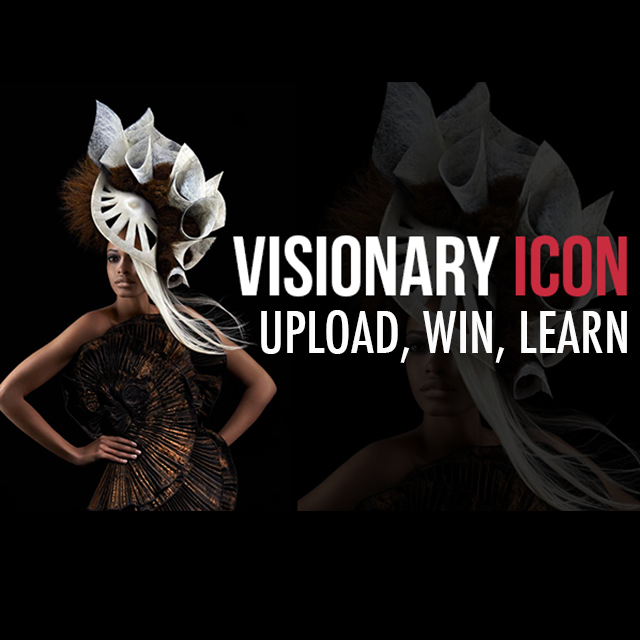 Enter the Visionary Icon class and WIN a seat at their next class!