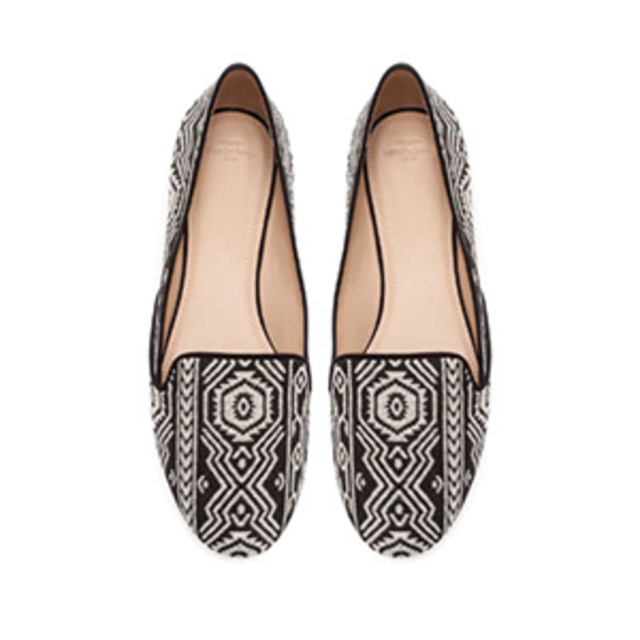 Zara Ethnic Slipper
