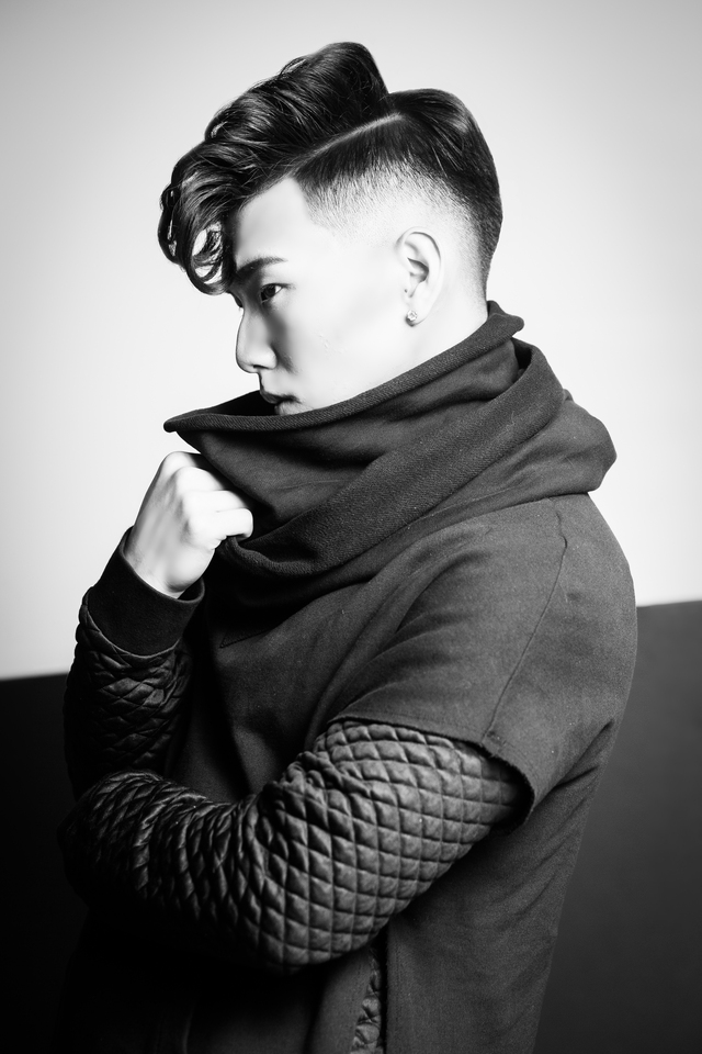 NAHA 2016 Men's Hairstylist Of The Year Finalist