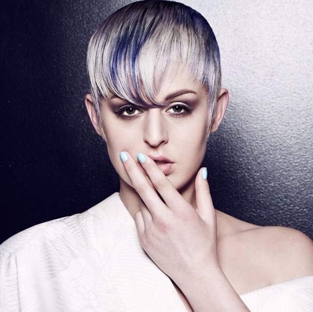 Wella Trend Vision 2014 NZ colour finalist