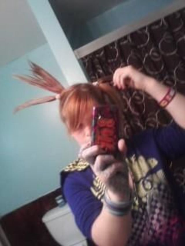 2 summers:Mohawk Fail.