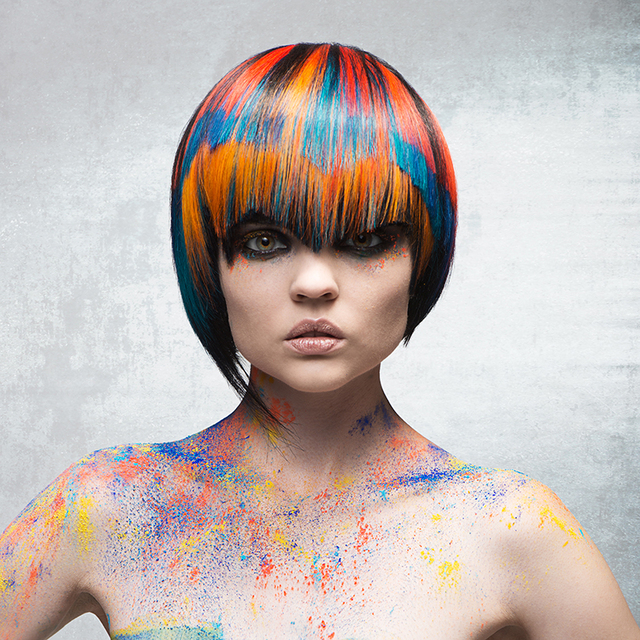NAHA 2016 FINALIST - HAIRCOLORIST OF THE YEAR
