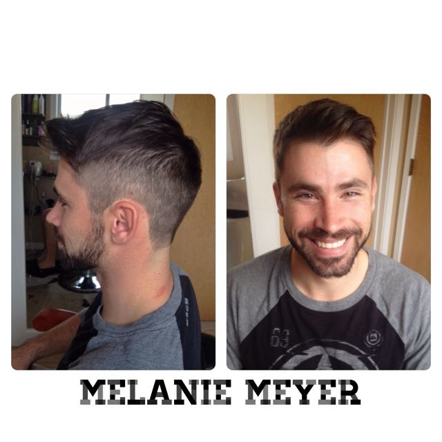 Melanie Meyer hair