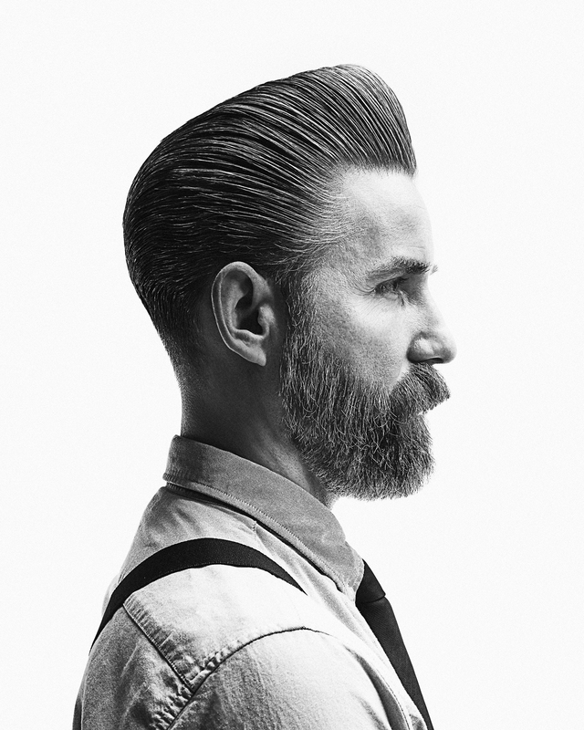 NAHA 2018 - Men's Hairstylist Of The Year