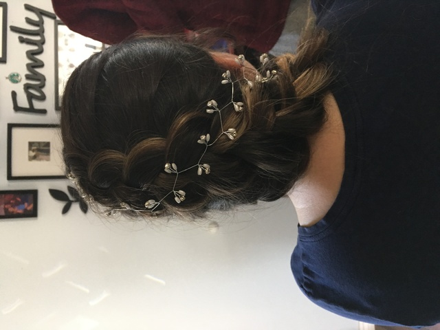 Bridal braid