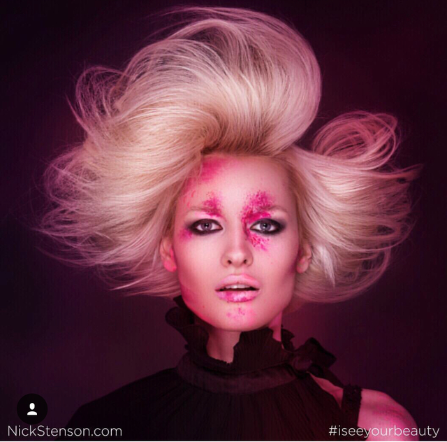 Naha 2018 hair stylist of the year collection