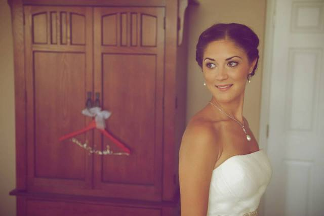 bridal. my gorgeous jennifer.