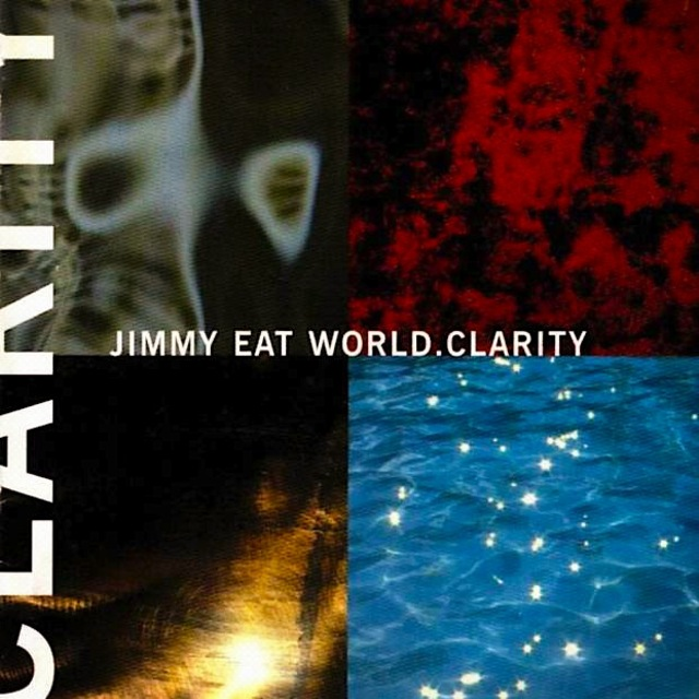 JimmyEatWorld Clairty Spin