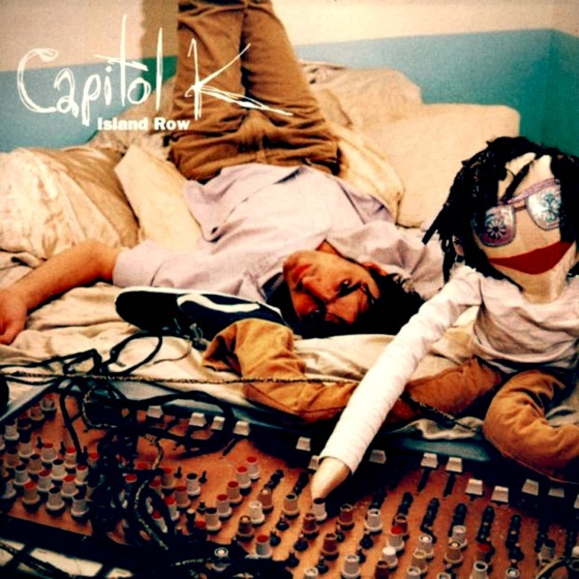 Give it a Spin Capitol K