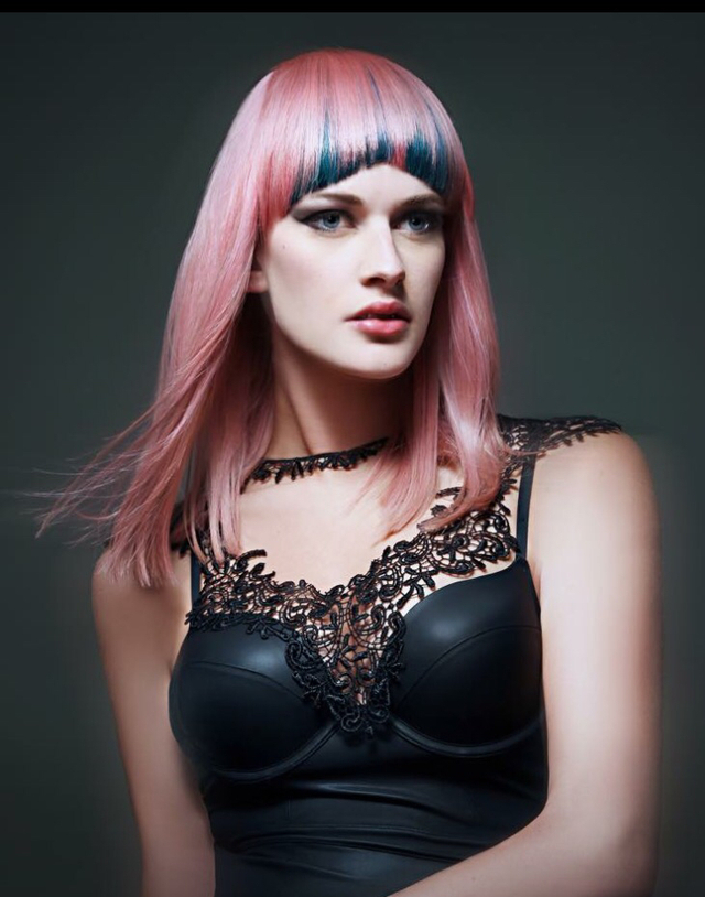 Hair: Nicole Pede Makeup: Jessica Benner  Photography: Paula Tizzard