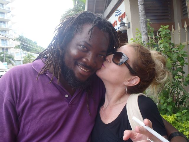 JAMAICAN STYLING NOV 2012 - BEAUTIFUL SUN, SAND, ARCHITECTURE, PEOPLE + LIFESTYLE