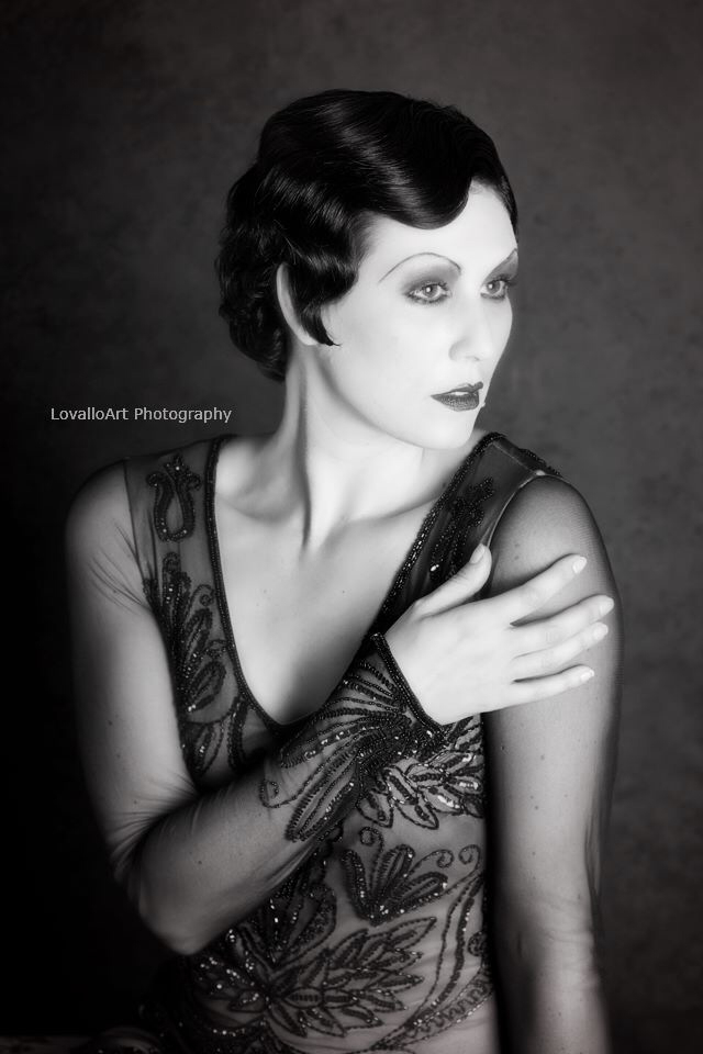 1920's glam