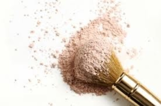 Homemade Face Powder