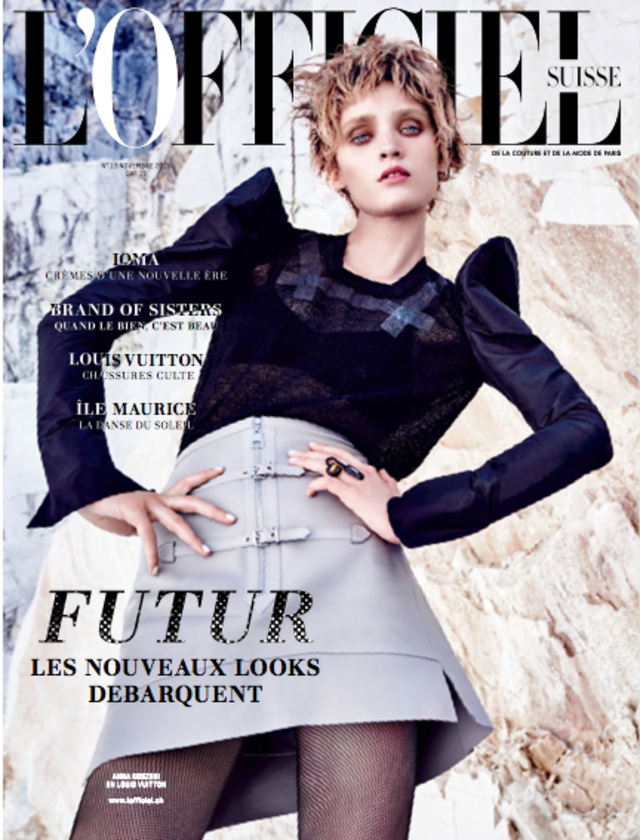 L`offciel Cover Story