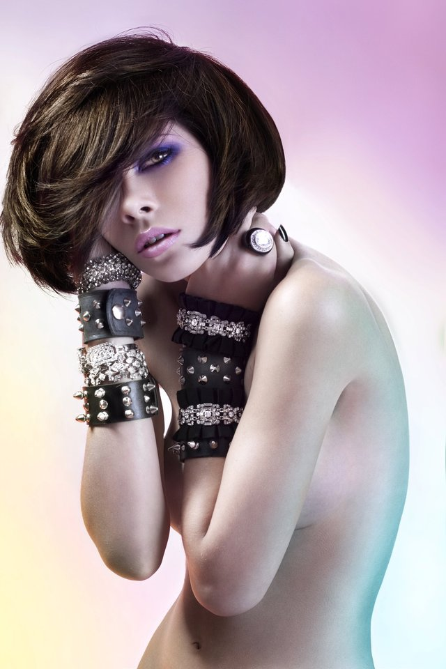 Geoffrey Herberg Austalian Hairdresser of the year entry 2010