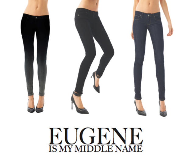 Eugene middle name 1