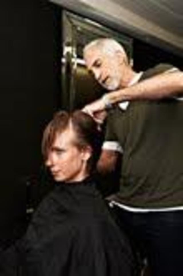 Bespoke freestyle sculpture cutting classes   www.voihaircuts.com.au