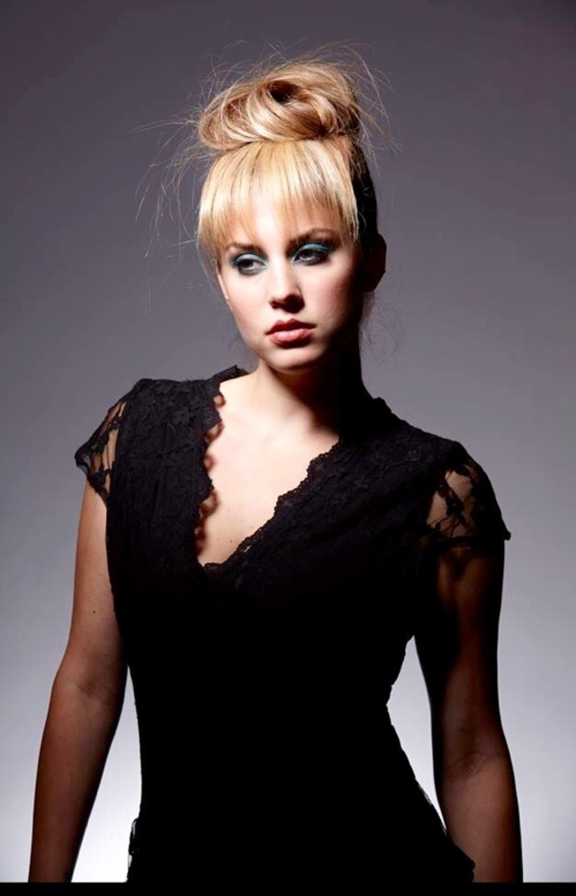 Vann.Edge Salon  Hair by William Edge & Lisa Vann  Make up Lawrie Wallace