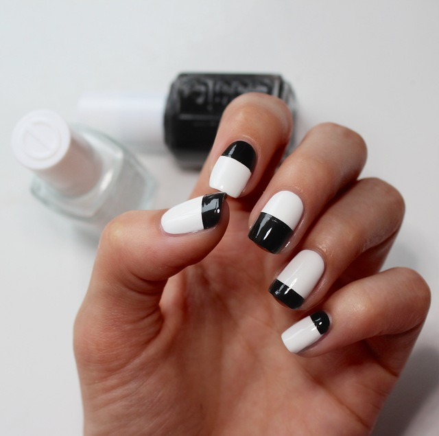 Lauren's List | essie x blanc & licorice