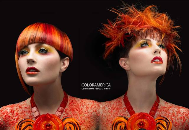 COLOR AMERICA 2013 Colorist of the year