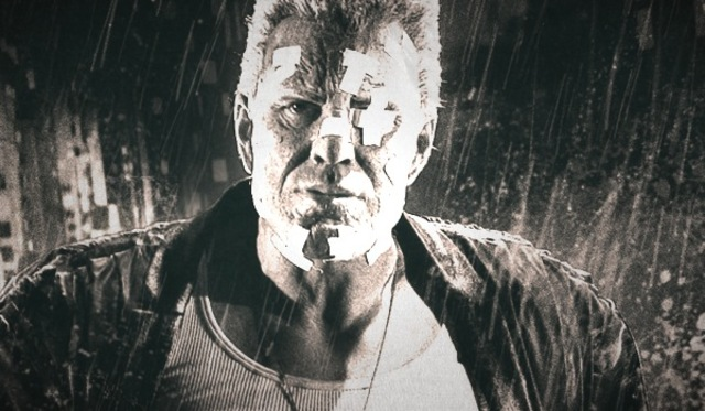 Mickey Rourke Sin City 2