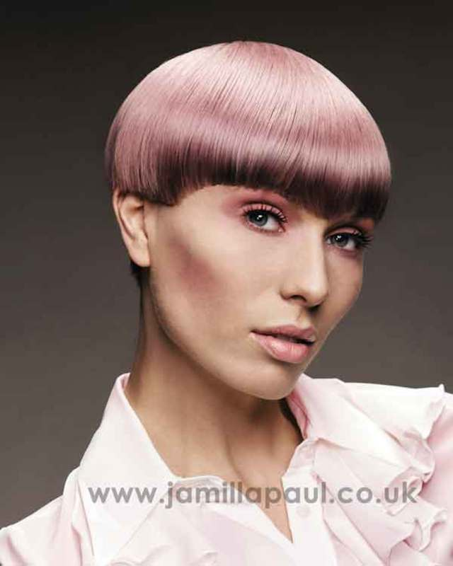 BHA Collection Pink Bob