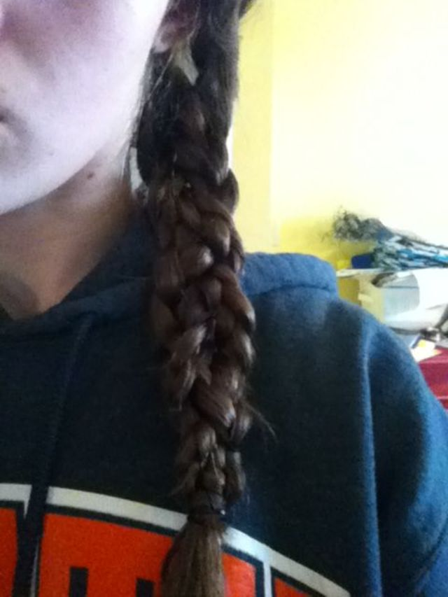 3 Braid's In One !