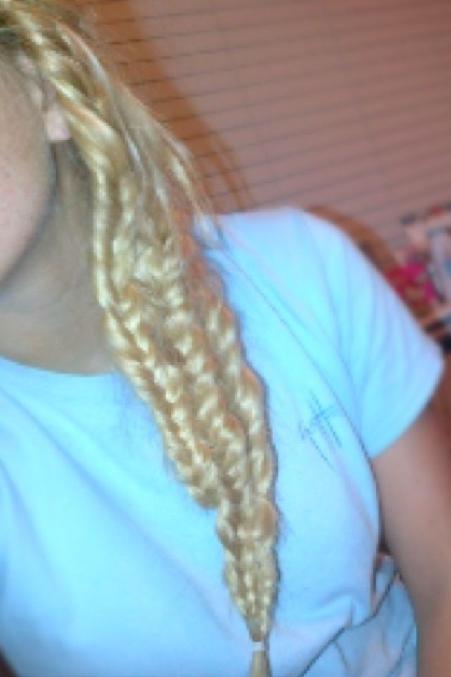 3 Way Fishtail
