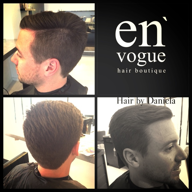 Classy Cut Styled with SUPER..GOO KEVIN.MURPHY