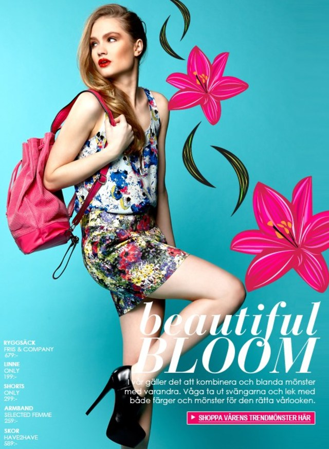 Beautifulbloom. Hair&makeup by me!