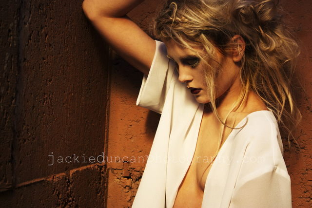 Photography- Jackie Duncan Photography, Makeup - Landon Marx, hair- Nathan Mass