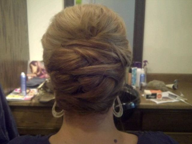 Double Intertwined French Twist