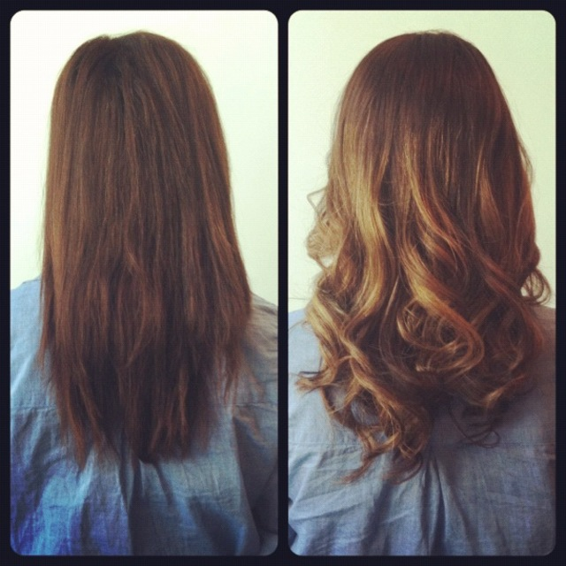 Ombre Haircolor by jenniguccihair