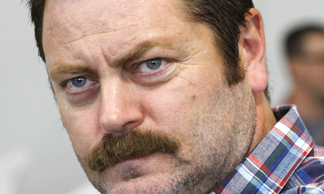 NICK OFFERMAN/FILM FESTIVAL