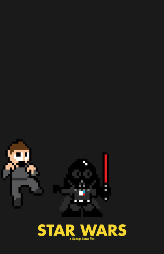 star-wars-8-bit-movie-poster
