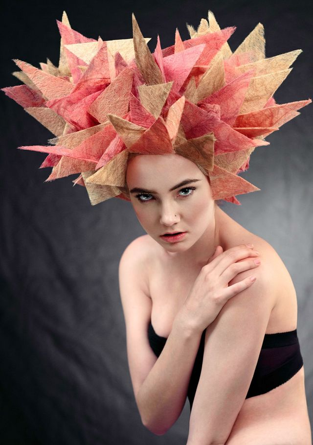Southwest Hairstyling Awards Avantegarde