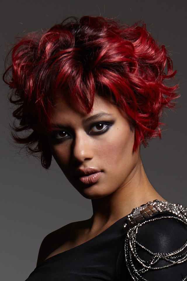 Vann.Edge Salon  Hair by William Edge & Lisa Vann