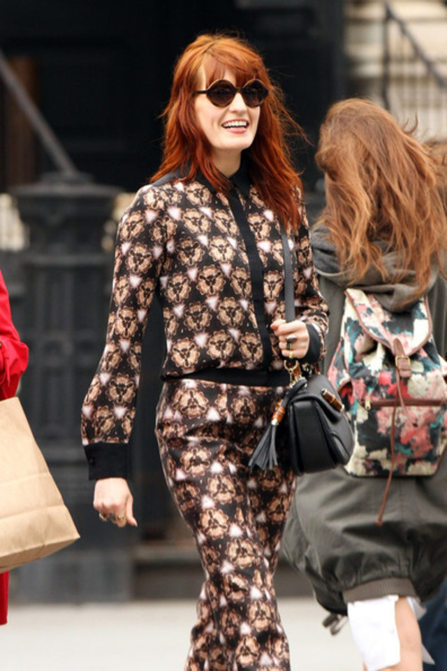 Florence+Welch+Florence+Welch+Dresses+Up+NYC+zJRyQq8TRd9l