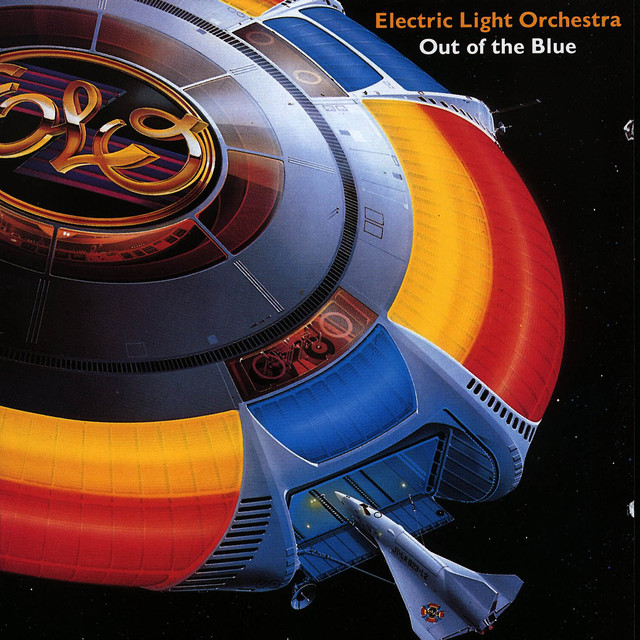 Electric Light Orchestra - Out Of The Blue-Front