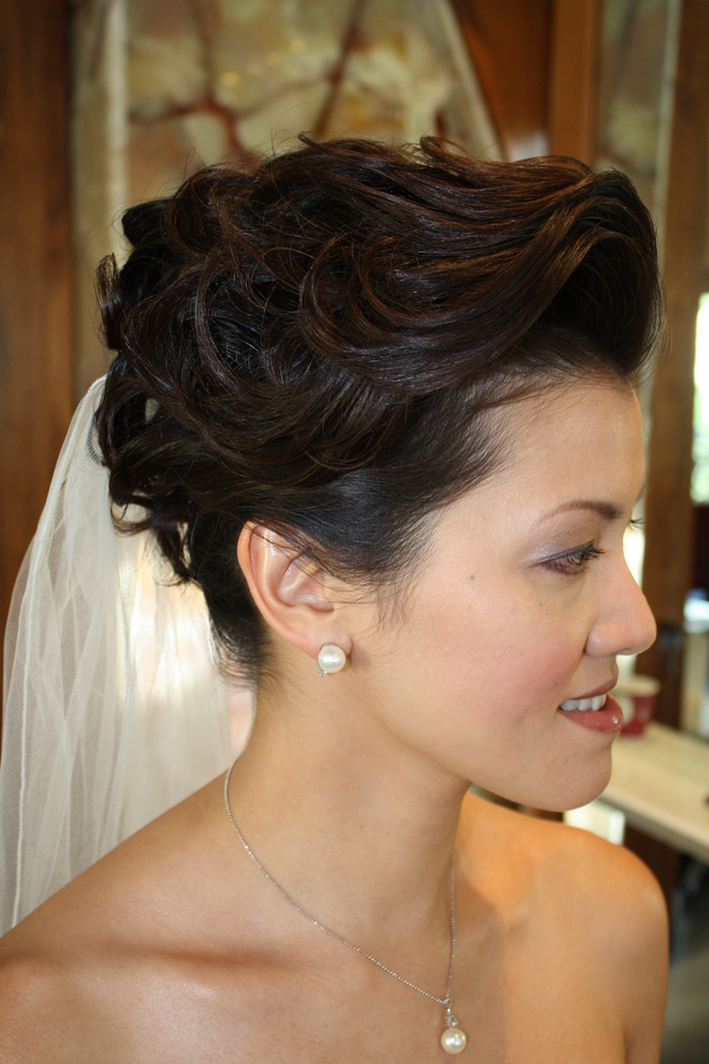 Wedding Up-do