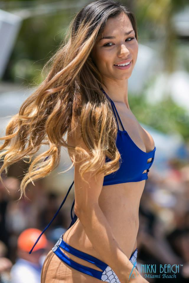 Nikki Beach Fashion Show