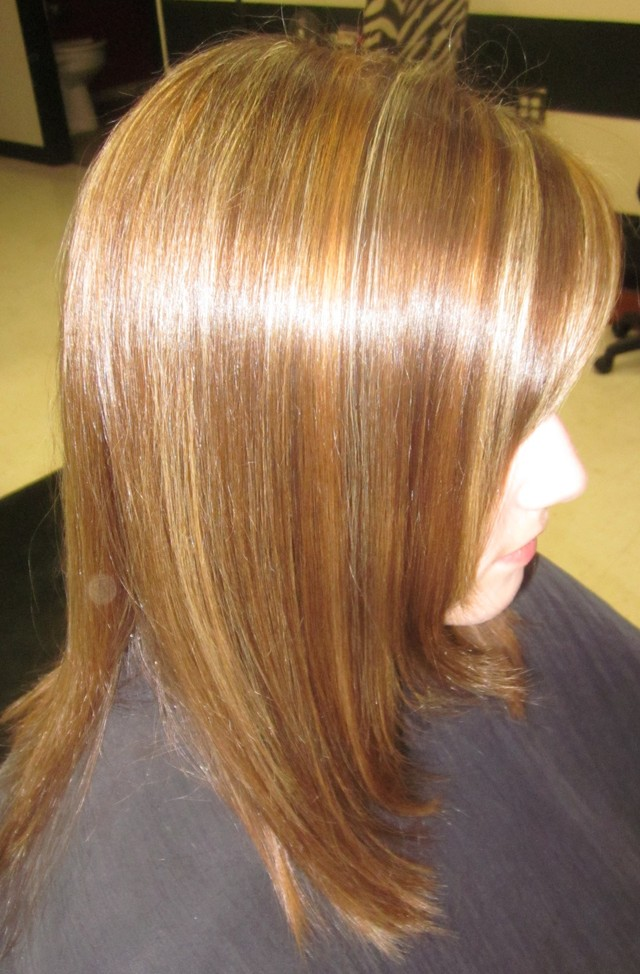 Bronzy Highlights